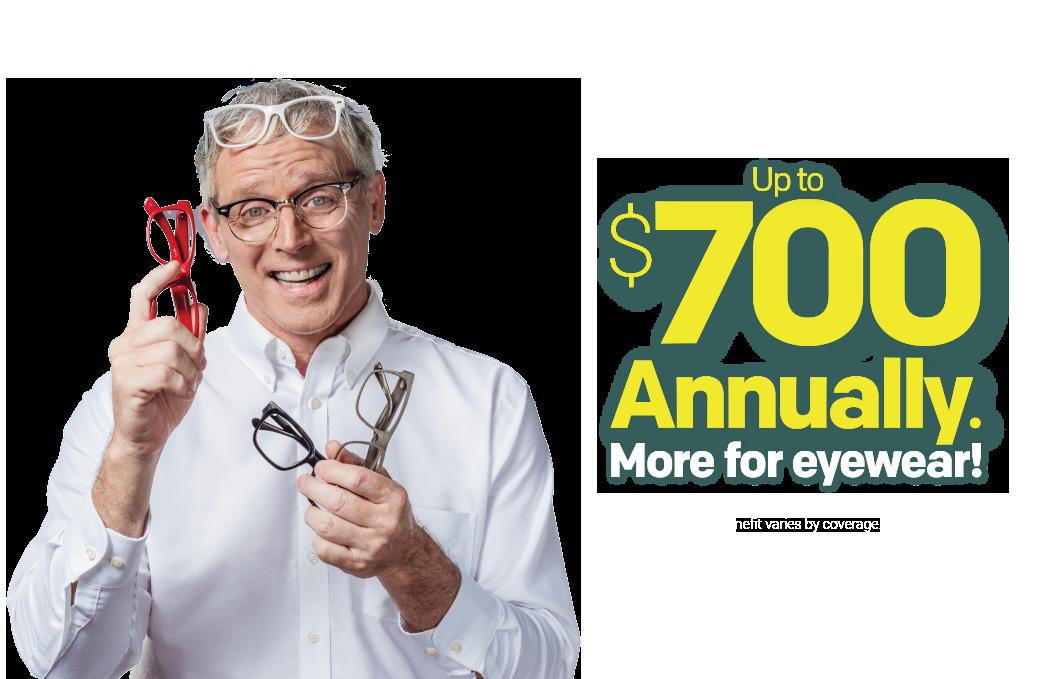 More for eyewear